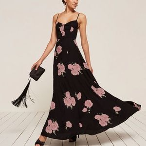 Reformation Thistle Maxi Dress size 2 🌹